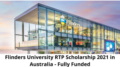 Photo of Flinders University RTP Scholarship 2021 in Australia – Fully Funded