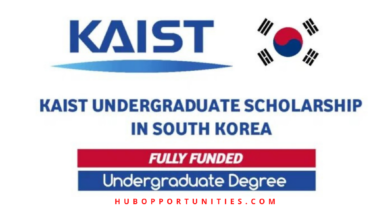 Photo of KAIST Undergraduate Scholarship 2021 in South Korea – Fully Funded