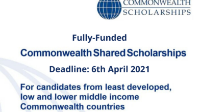 Photo of Commonwealth Shared Scholarship 2021 in the United Kingdom – Fully Funded