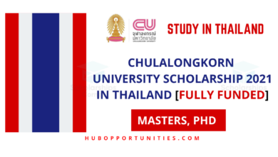 Photo of Chulalongkorn University Scholarships 2021 in Thailand – Fully Funded