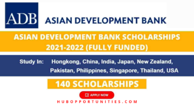 Photo of Asian Development Bank Scholarship 2021 in Asia and the Pacific – Fully Funded