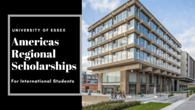Photo of Americas Regional Scholarships at the University of Essex, UK – Funded