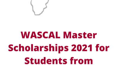 Photo of WASCAL Master Scholarships 2021 for Students from ECOWAS Countries