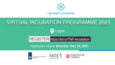 Photo of Next Economy Incubation Programme 2021