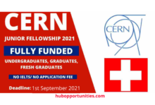Photo of CERN Junior Fellowship Program 2021 in Switzerland – Fully Funded