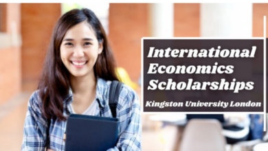 Photo of Kingston University International Economics Scholarship in London, UK  – Funded