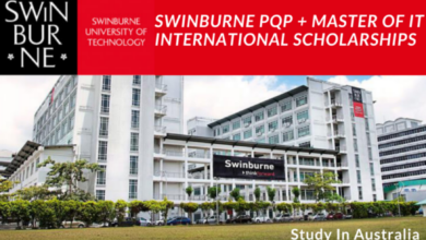 Photo of Swinburne University of Technology PQP + Master of IT International Awards in Australia – Funded