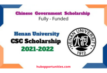 Photo of Henan University CSC Scholarship 2021 in China – Fully Funded