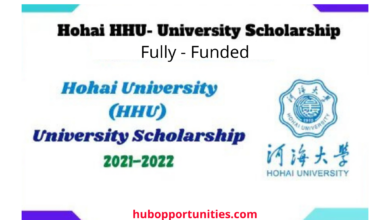 Photo of Hohai University CSC Scholarship 2021 in China – Fully Funded
