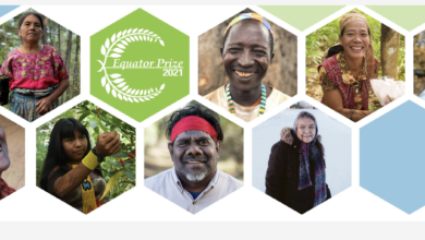 Photo of Equator Prize 2021: Call for Nominations
