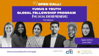 Photo of Yunus & Youth Global Fellowship Program 2021
