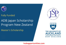 Photo of University of Auckland Asian Development Bank Scholarship 2022 in New Zealand – Fully Funded