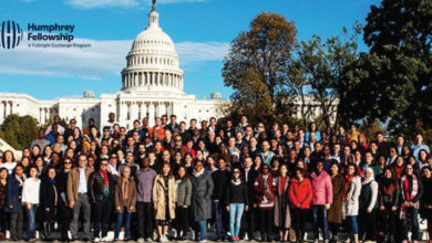 Photo of Hubert H. Humphrey Fellowship 2022/23 in USA