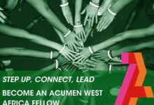 Photo of Acumen West Africa Fellows Program 2022 for Emerging Leaders in West Africa – Fully Funded