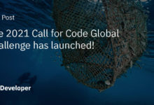 Photo of 2021 Call for Code Global Challenge on Climate Change – $200,000+ USD cash prize